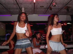 Pattaya girls/entertainment.